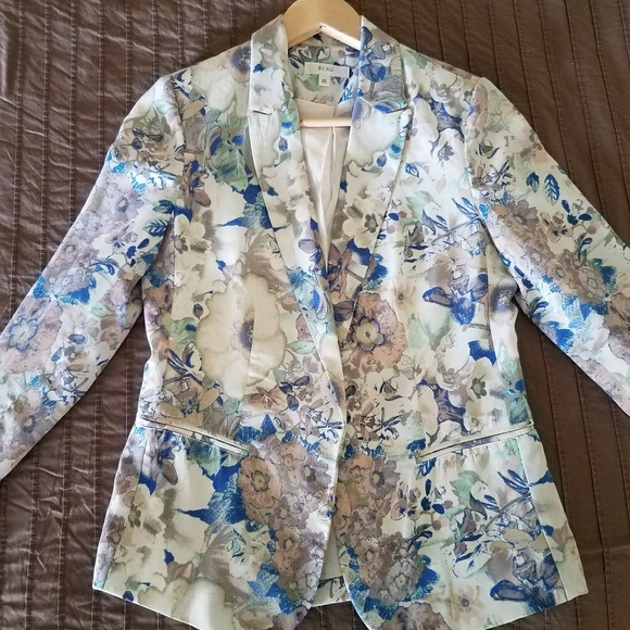 Marshalls Jackets & Blazers - BCNU flower jacket from Marshalls
